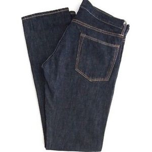 Simon Miller Jeans 31X34 Marine Slim Fit Selvedge
